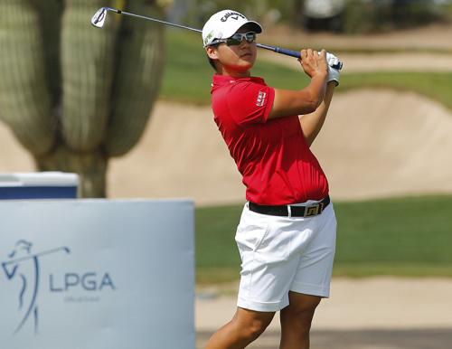 高爾夫》鳳凰城創辦人盃,曾雅妮2012年封后.