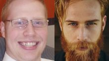 Barbeiro sugere que rapaz tímido e inseguro deixe a barba crescer e transforma sua vida