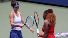 US Open 2020: Serena v Pironkova battle 'shows how tough moms are'