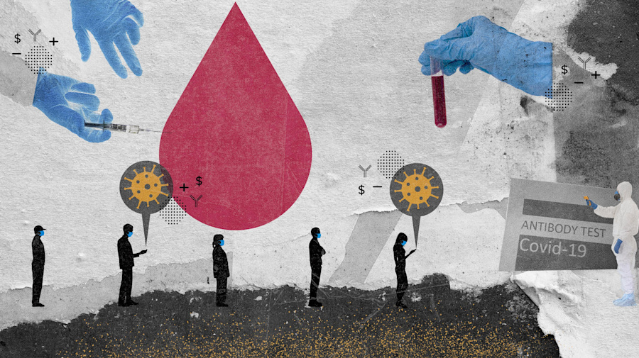 Dubious companies aim to cash in on antibody tests