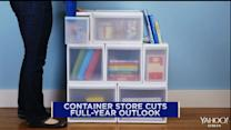 "Container Store's ""Retail Funk"", Apple Siri setback, Alcoa shines"