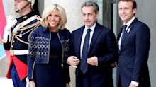 Brigitte Macron denies being a fan of Nicolas Sarkozy after ex-French president claims 'she voted for me'
