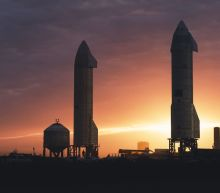 SpaceX launches and lands Starship prototype