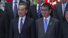 Japan & China say trade war will harm world economy