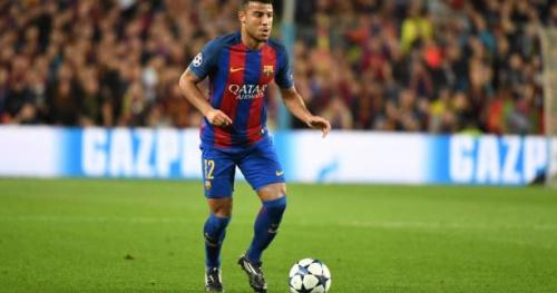 Foot - ESP - Barça - FC Barcelone : Saison terminée pour Rafinha