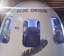 Blue Origin Ticket To Space Soars To $28 Million In Frenzied Auction