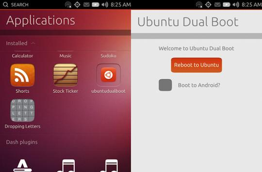 Canonical gives developers a preview of a dual-booting Ubuntu and Android future