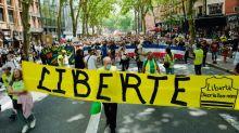 Proteste in Frankreich gegen Impfpflicht für Gesundheitspersonal