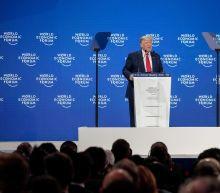 Trump Was Defending Record at Davos,Says Blackstone CEO Schwarzman