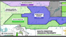 CAT Strategic Closes Amalgamation Agreement and Acquires District-Scale Uranium Asset in Canada's Western Athabasca Basin, 50+KM Claim Border with Neighbouring Azincourt Energy