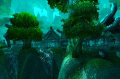 All the World's A Stage: Plot points for Cenarion Circle druids