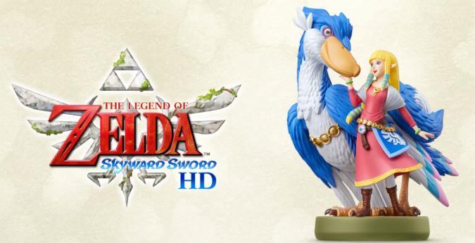 Zelda and Loftwing