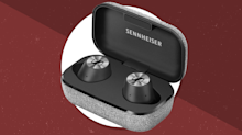 Score these stellar Sennheiser wireless earbuds for nearly 40 percent off: 'Best of the best'