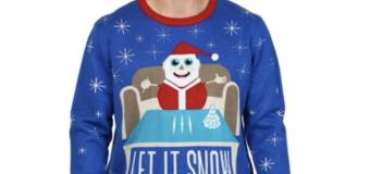 Walmart apologizes for Santa drug sweater