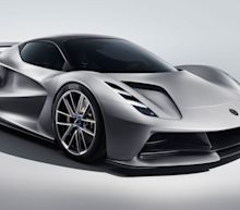 View Photos of the Lotus Evija