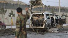 Afghan policewoman hurt, husband dies in targeted attack