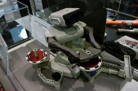 Seen@GDC 2014: Nintendo's advanced robot technology