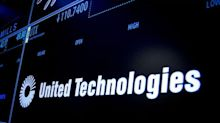 United Technologies Stock Falls 4%