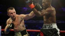 Crawford menang KO lawan  Kavaliauskas untuk pertahankan gelar WBO