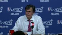 Press Pass: Kevin McHale