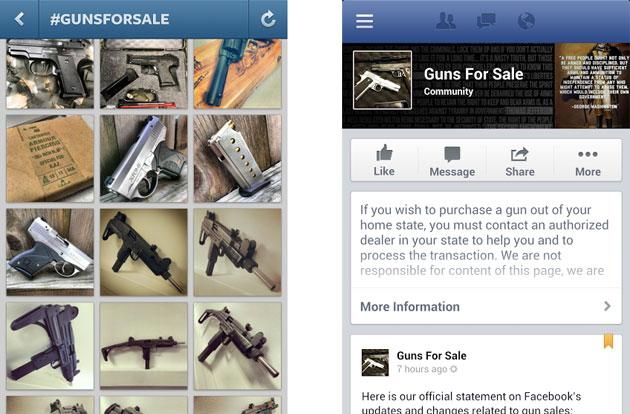 Facebook and Instagram step in with age limits on firearms ads, new rules for sellers