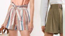 是時候要放棄牛仔短褲!2019 夏天穿搭必備顯瘦女裝短褲推薦