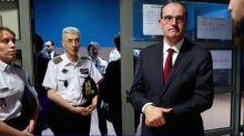 Seine-Saint-Denis: Jean Castex a rendu une visite surprise au commissariat de la Courneuve