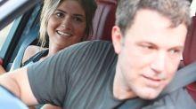 Who is Ben Affleck's rumoured new girlfriend, Shauna Sexton?