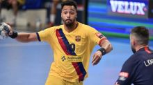 Hand - ESP - Barcelone: Timothey N'Guessan blessé à une cheville et absent un mois
