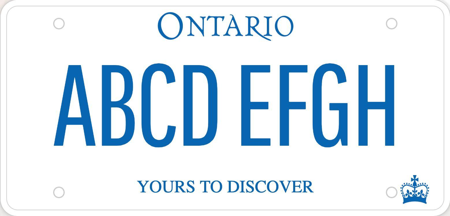 This is a graphic of Printable License Plate Template in design