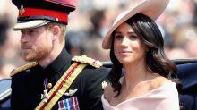 Trooping the Colour: Mit diesem Outfit brach Herzogin Meghan das Protokoll