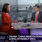 Stocks Surge Amid Optimism Over U.S. Negotiations with China