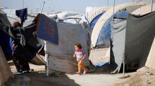 Hay 1,3 millones de niños desplazados por la guerra de Irak contra el EI -UNICEF