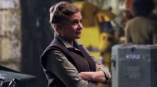 Carrie Fisher will not appear in Star Wars 9