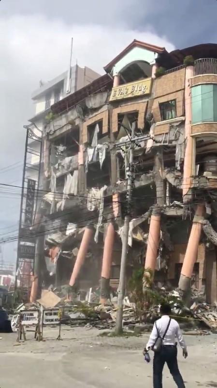 earthquake in the philippines today