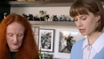 Elettra's Goodness - Grace Coddington at Home With Bart