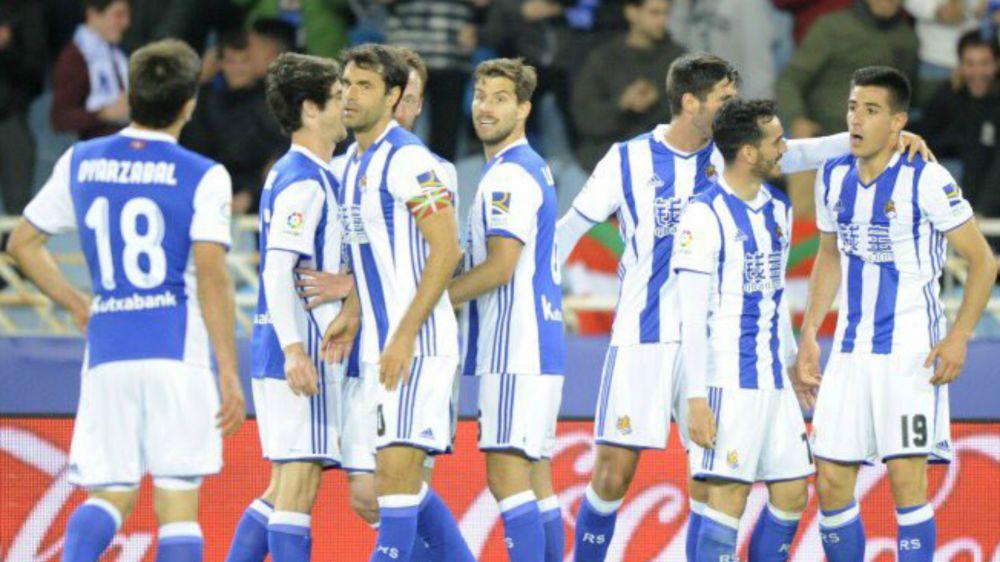 La Real Sociedad hunde al Sporting y vuelve a posiciones europeas - Así está la clasificación de LaLiga