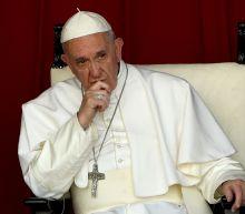 Pope calls for N.Korea negotiations
