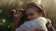 Leia's 'Star Wars: The Rise Of Skywalker' role is just as 'profound' as Han Solo's in 'The Force Awakens'