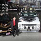 Burt Reynolds' vehicles up for auction at Barrett-Jackson