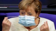 """Angela Merkel: """"In Italia si può andare perché si agisce con grandissima cautela"""""""