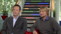 Vince Vaughn and Owen Wilson on the Perks of Working at Google