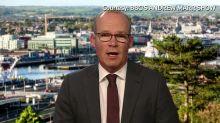 UK reputation 'seriously damaged' over EU divorce treaty breach - Irish FM Coveney
