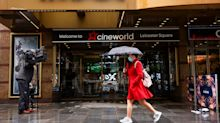 Cineworld among 10 most shorted UK stocks