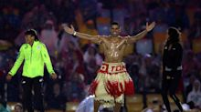 Shirtless Tongan flag-bearer might not qualify for the Winter Olympics after all