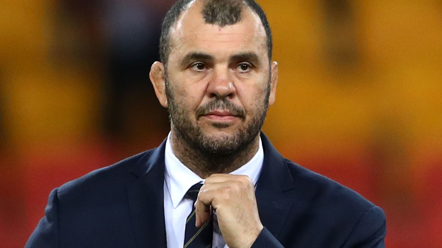 Michael Cheika receives full support of the board