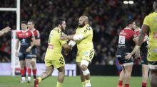 Rugby - Top 14 - La Rochelle - LaRochelle: Loni Uhila, le joker médical de Vincent Pelo, est arrivé