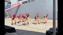 Twerking-Tanz bei Navy-Veranstaltung sorgt für Ärger