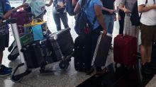 China Border Agents Search Through Hong Kong Travelers' Phones