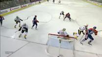 Nail Yakupov beats Hutton on a one-timer
